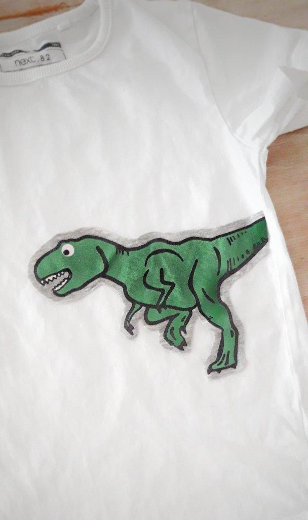 Tshirt Upcycling für Kinder