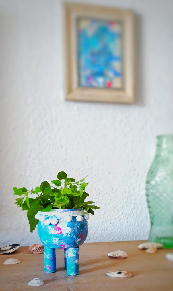 Bonbonschale, Vase oder Blumentopf